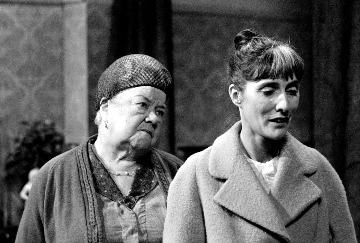 June Brown in Corrie Credit: ITV/Shutterstock