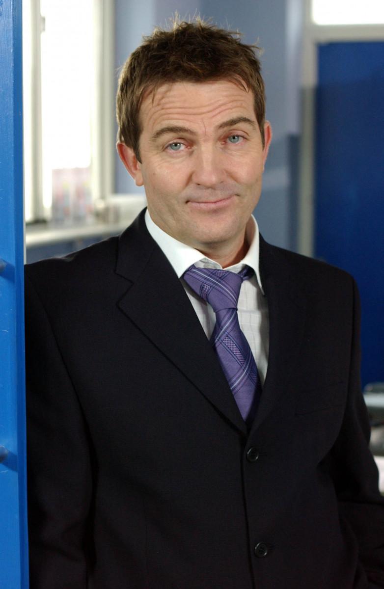 Bradley Walsh Danny Baldwin Corrie Credit: ITV/Shutterstock
