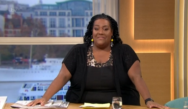 This Morning Alison Hammond ITV