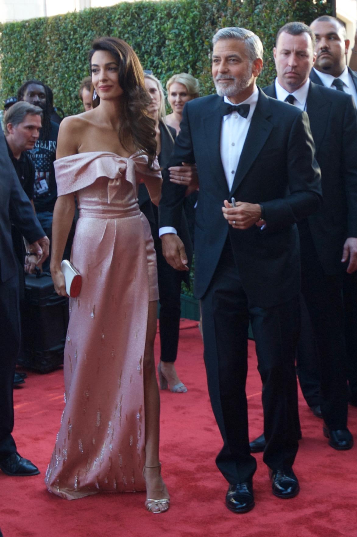 George Clooney responds to rumours of $400 million divorce ...
