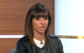 Roxanne Pallett (Credit: Jeremy Vine on 5 - Official YouTube Channel)