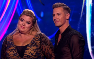 Gemma Collins and Matt Evers on DOI