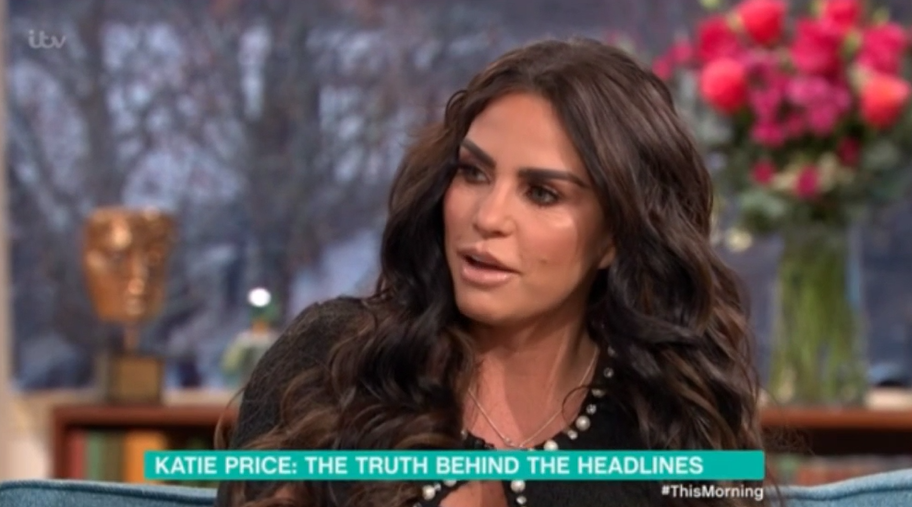Katie Price reveals she's adopting a child from Nigeria
