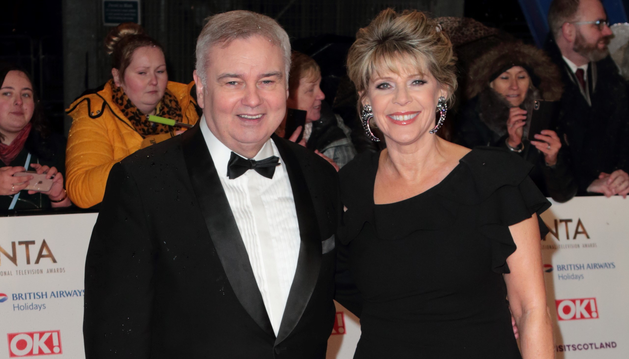 Eamonn Holmes reveals he makes big sacrifices to appear on TV