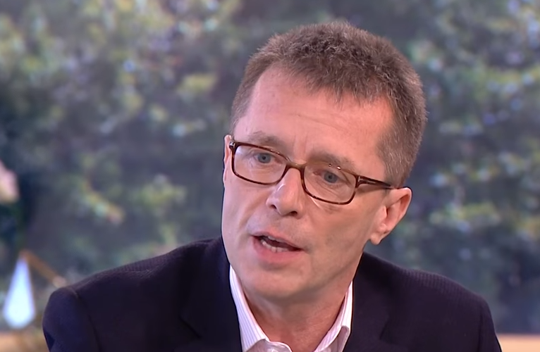 Nicky Campbell causes uproar after sharing photo of daughter's messy room