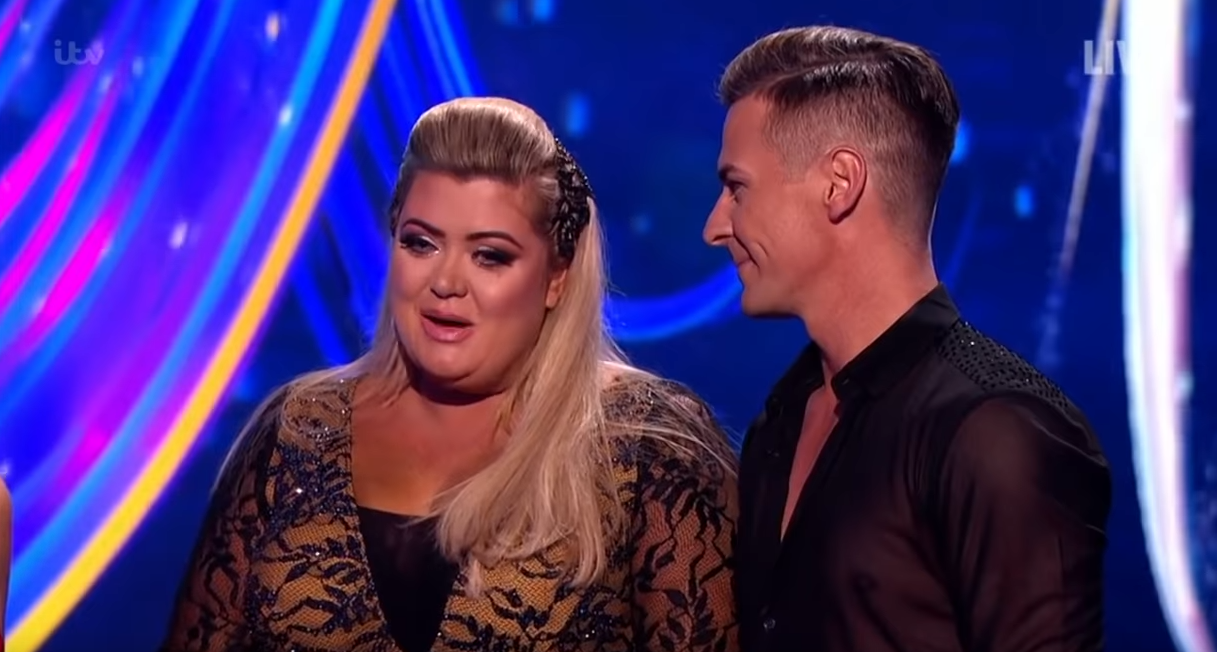Gemma DOI Credit: ITV