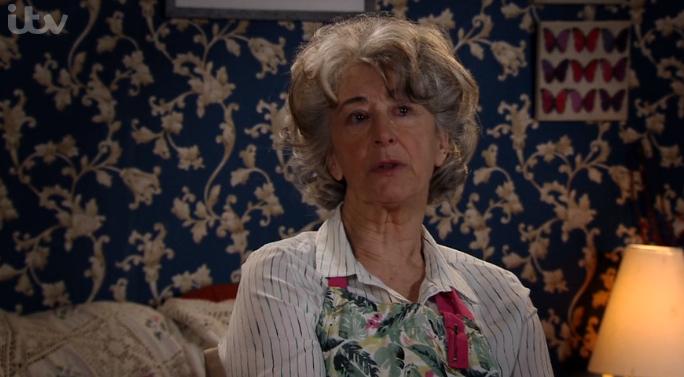 Coronation Street SPOILERS: Maureen Lipman teases Evelyn Plummer isn't really Tyrone's real gran