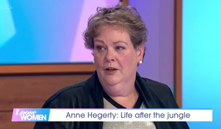 Anne Hegerty responds to rumours she's leaving The Chase
