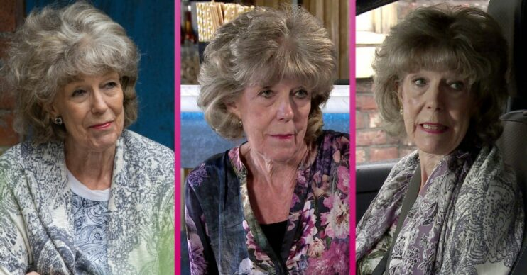 Sue Nicholls plays Audrey Roberts in Coronation Street