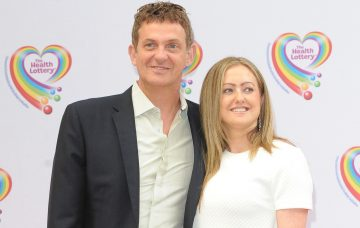 Matthew Wright at The Health Lottery Tea Party