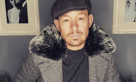 Hollyoaks star Adam Rickitt pays tribute to his dad ahead of funeral