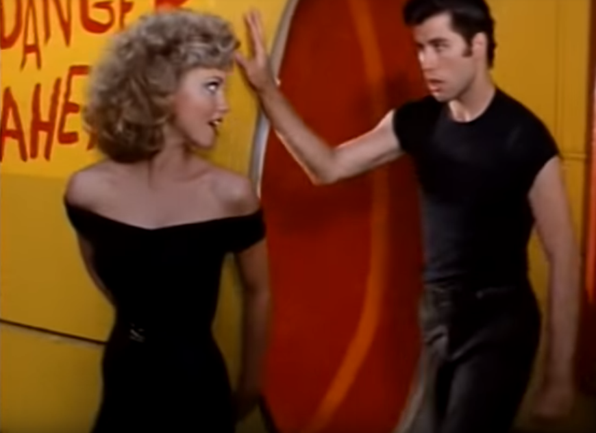 John Travolta reveals former Grease co-star Olivia Newton