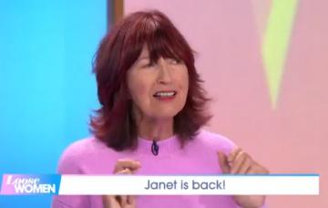 Janet Street Porter on Loose Women