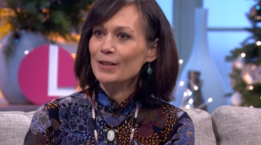 Leah Bracknell writing a memoir after being confined to the sofa