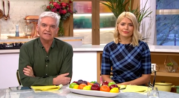 Phillip Schofield admits he doesn't believe Gemma Collins 'passed out' during DOI fall