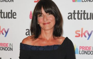 Davina McCall Attends The LGBT Awards In London