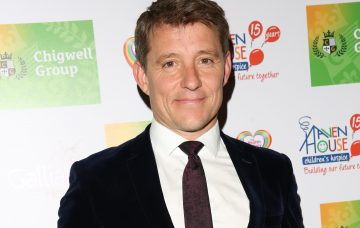 Ben Shephard attends Haven House Ball in London