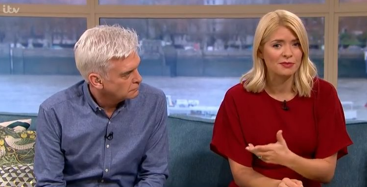 "Phillip Schofield and Holly Willoughby branded ""stuck up"" for grumbling about filming in the cold"