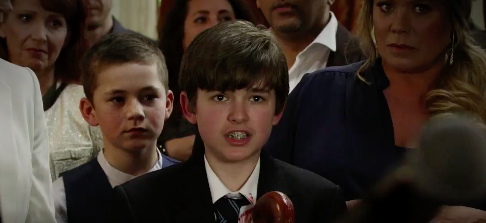Bobby Beale made a public confession
