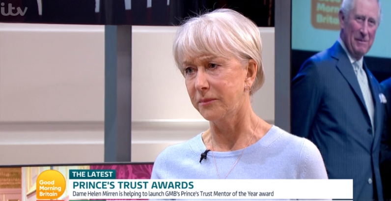 Dame Helen Mirren reveals 'insulting' joke Prince Harry made about her