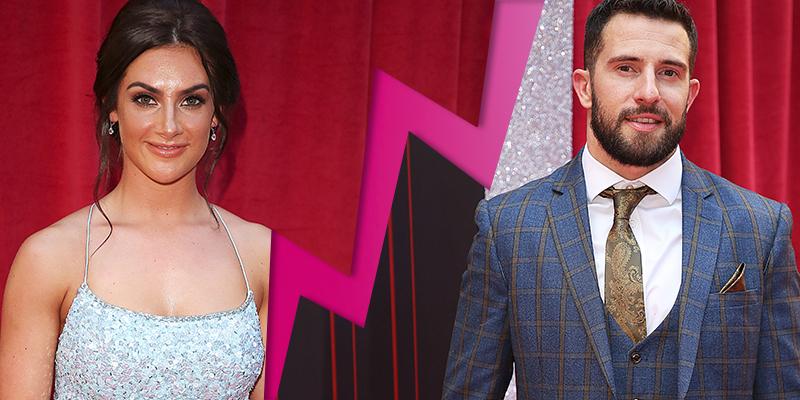 Emmerdale stars Mike Parr and Isabel Hodgins 'split up'