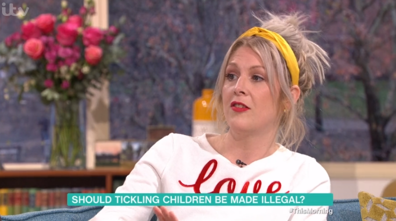 This Morning fans shocked as woman says babies should be asked before having nappy changed
