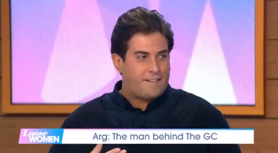 Gemma Collins' boyfriend Arg admits he can't wait for DOI to be over