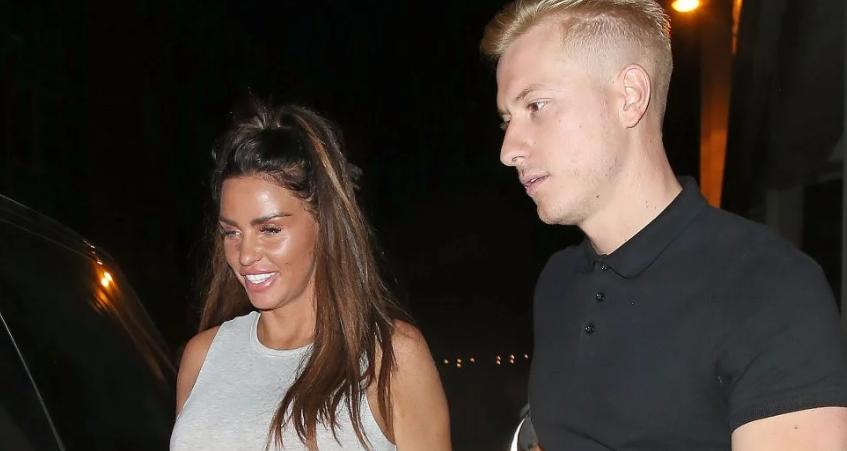 Katie Price's boyfriend Kris Boyson 'begs' her to stop having surgery