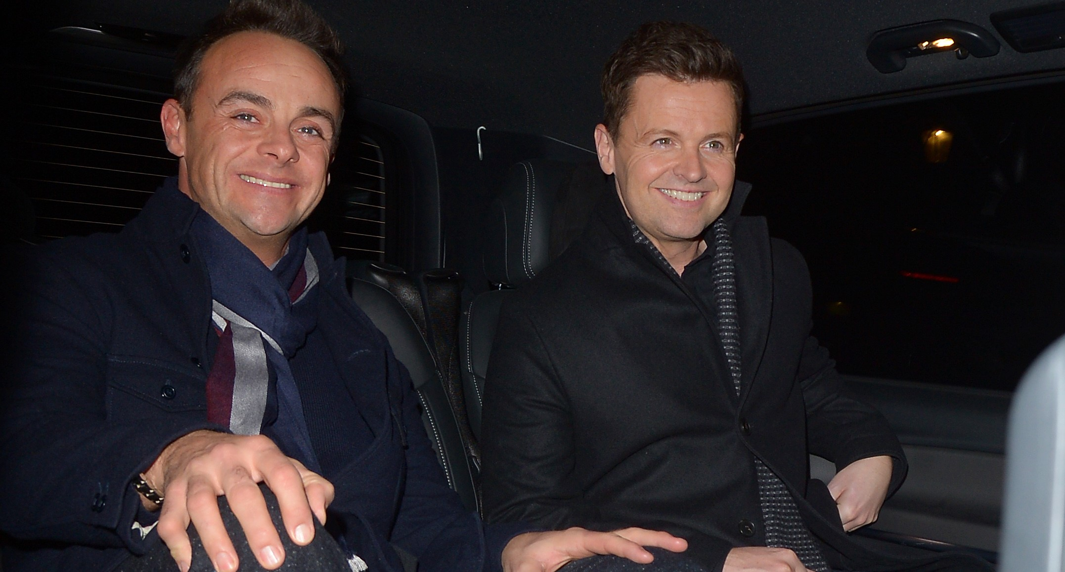 Ant and Dec fans impressed as the pair don tuxedos for BGT promo