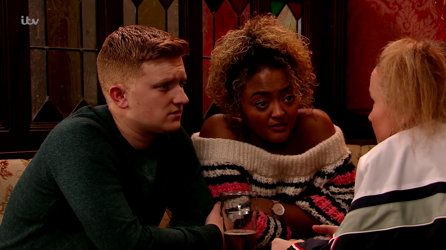 Coronation Street's Gemma Winter confesses to shocking crime