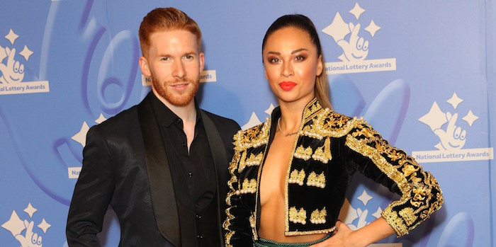 Strictly's Katya Jones says relationship with dancer hubby Neil 'started on a lie'