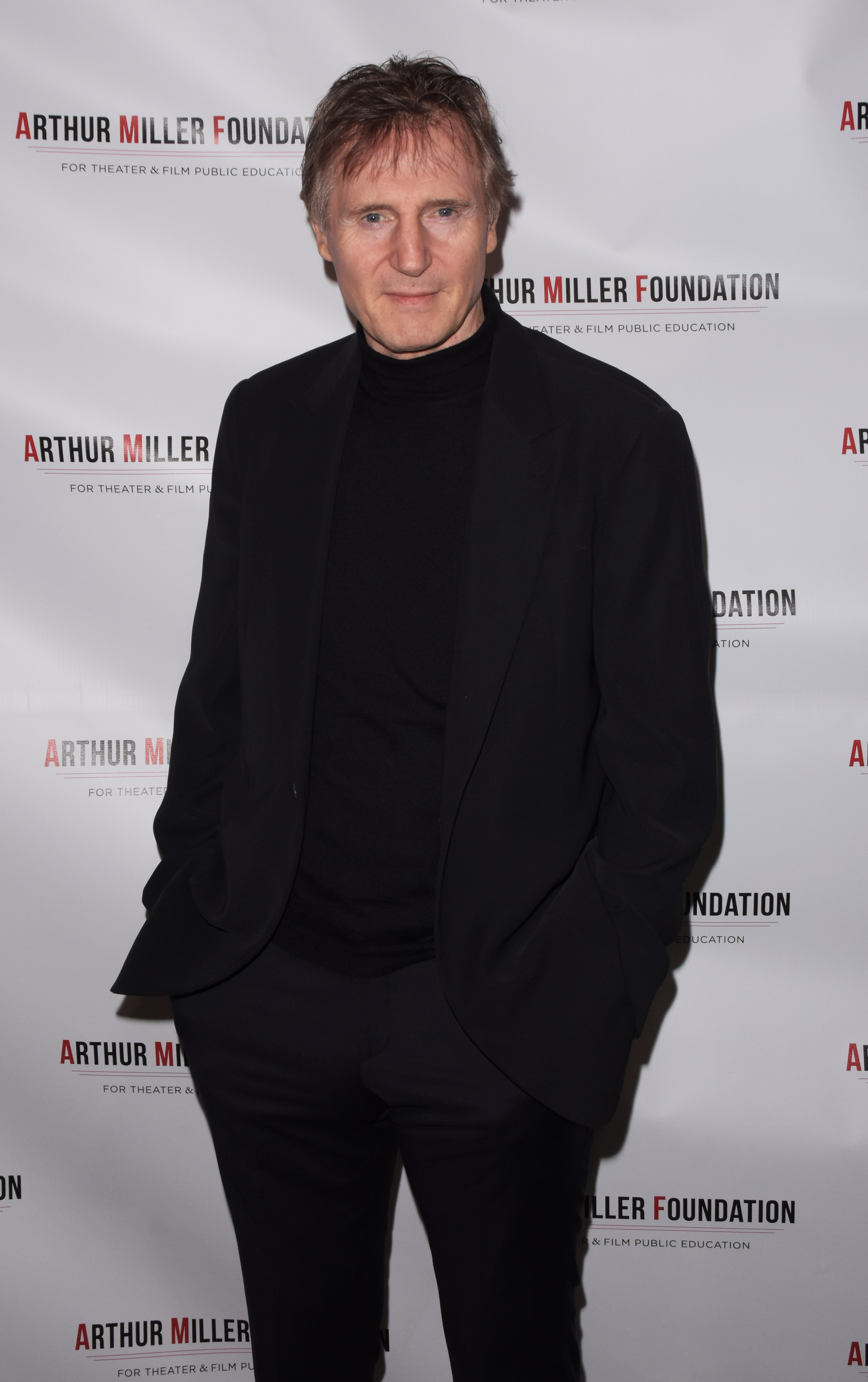 Liam Neeson denies being racist as he clarifies comments