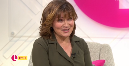 Lorraine Kelly branded 'sexist' by Martin Clunes over topless Poldark pic