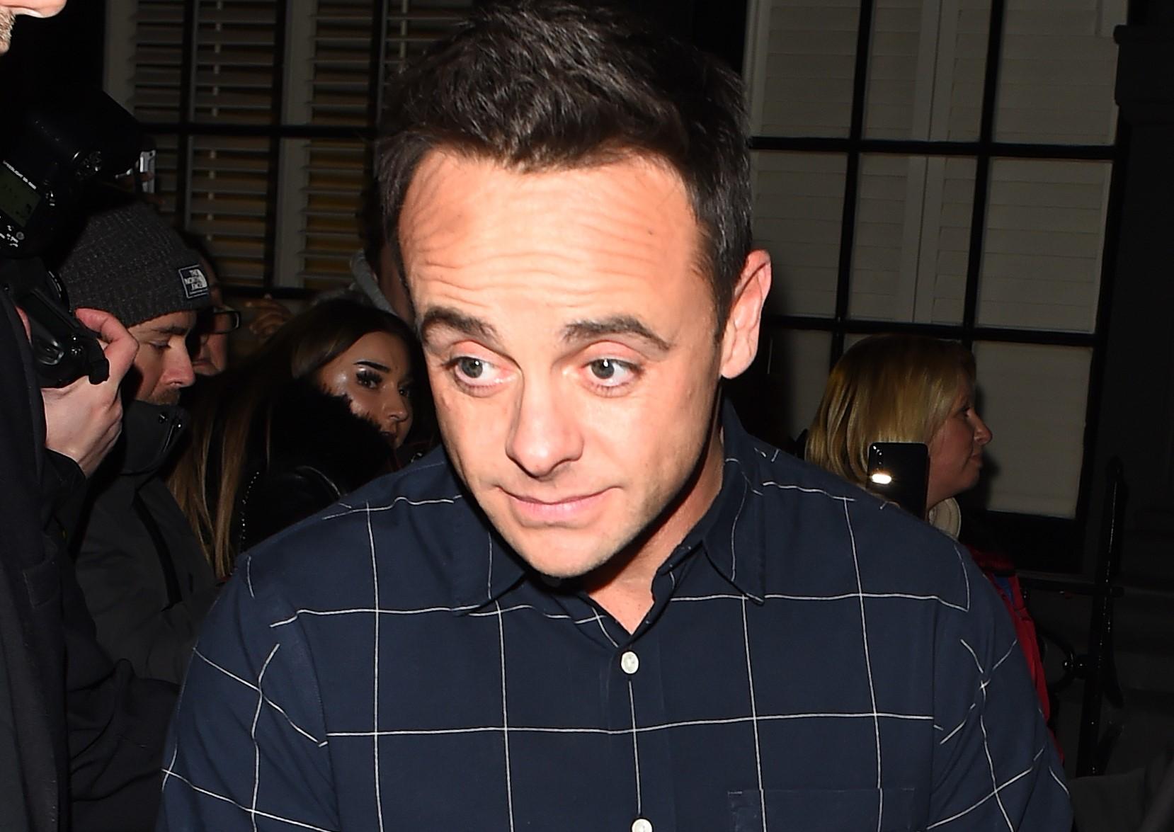 Ant McPartlin and girlfriend Anne-Marie Corbett show off adorable new puppies