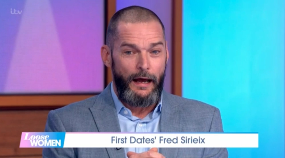 First Dates' Fred Sirieix reveals heartbreaking question his young daughter asked him