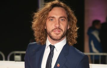 Seann Walsh at the Pride of Britain 2018