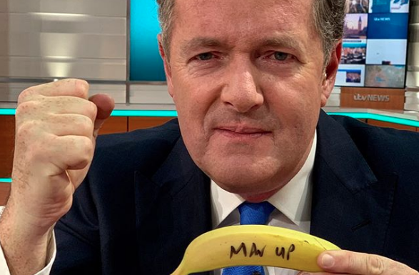 Piers Morgan announces extended break from Good Morning Britain
