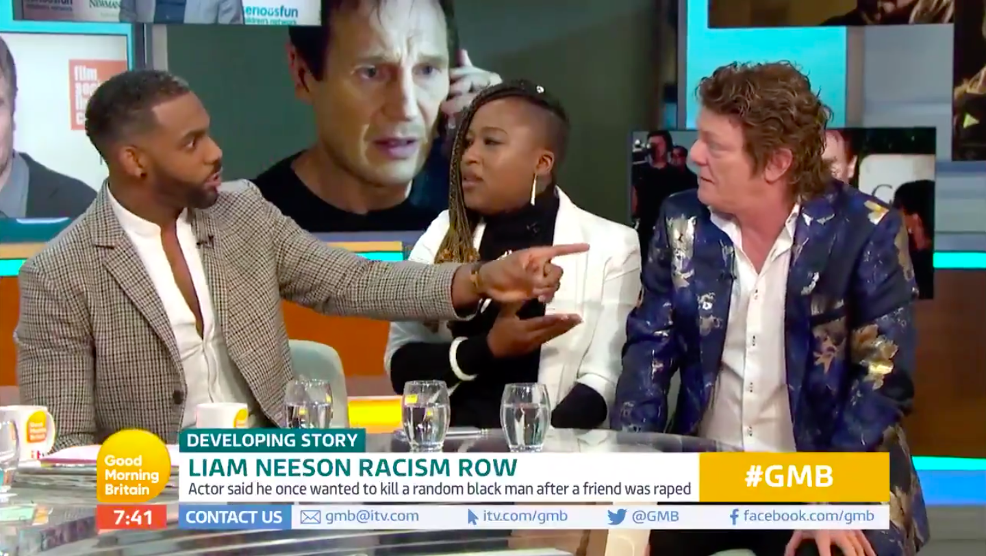 """Good Morning Britain labelled """"car crash TV"""" as furious row causes chaos on set"""