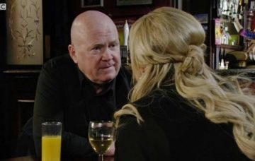 EastEnders Phil and Sharon Mitchell
