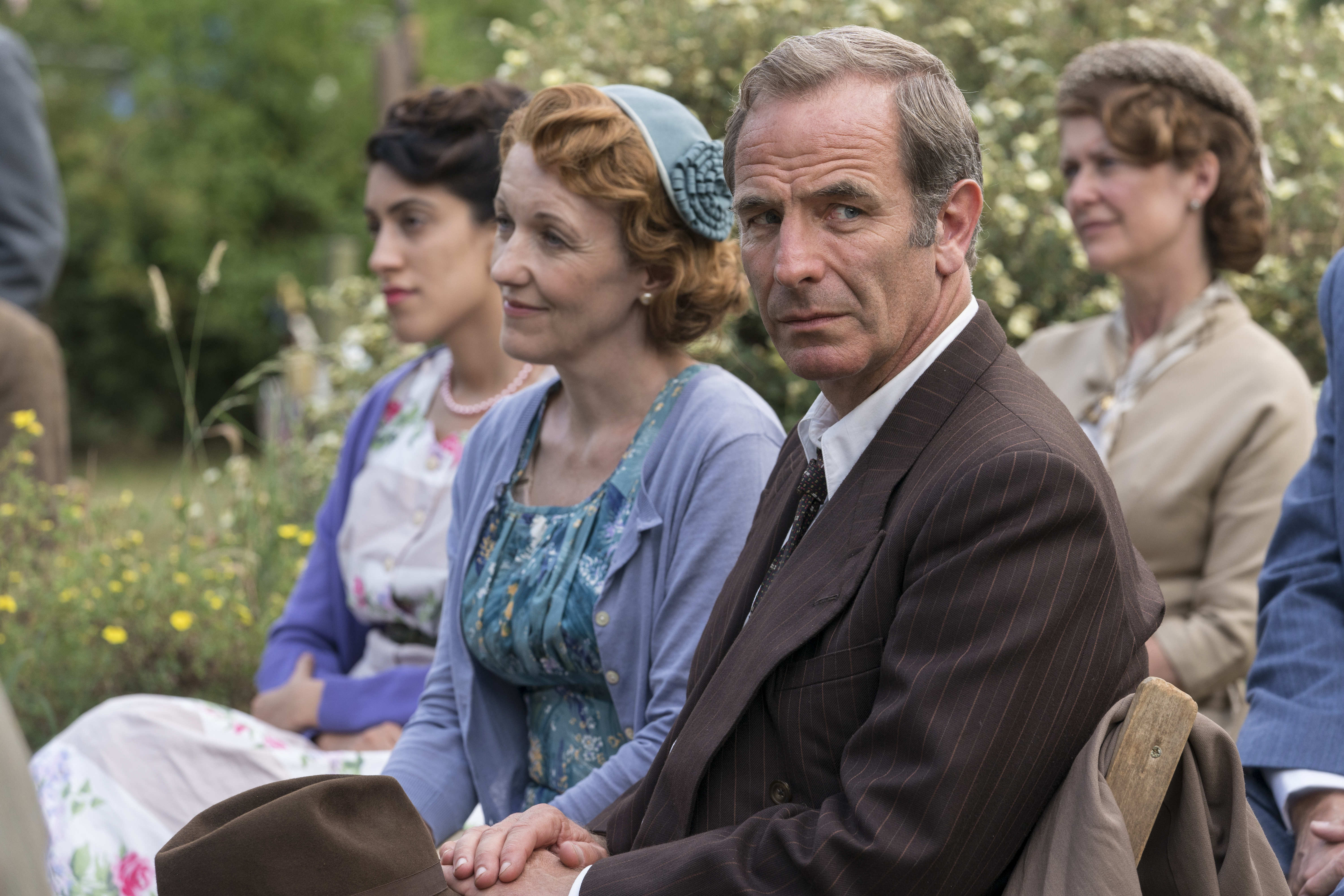 Robson Green Grantchester
