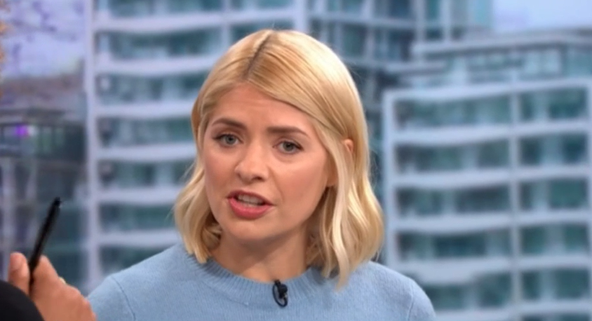 Holly Willoughby forced to miss This Morning due to ill health