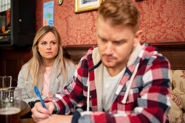 Coronation Street SPOILER: Gary to expose Sarah for Callum's killing?