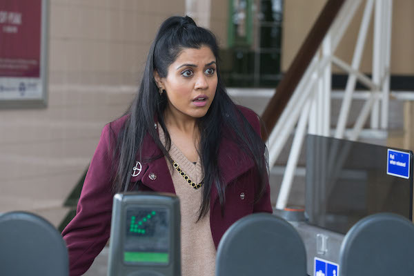 EastEnders' Iqra Ahmed to come out as gay