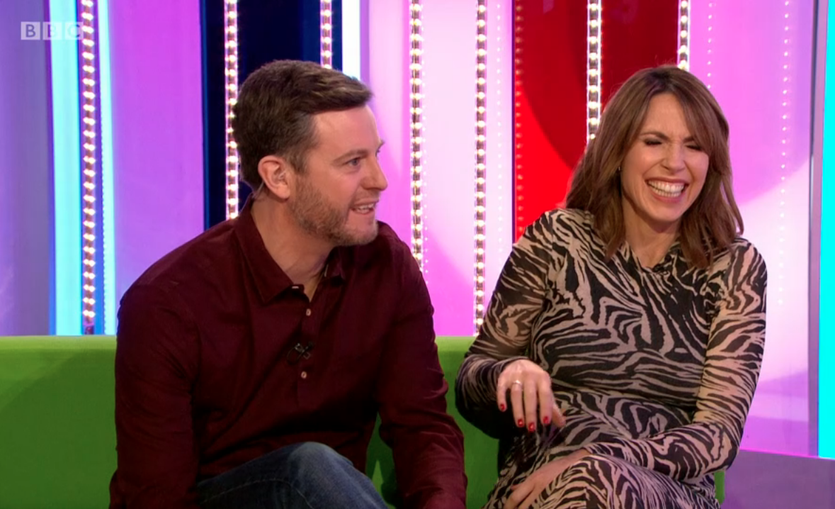 The One Show viewers in hysterics at awkward Matt Baker blunder