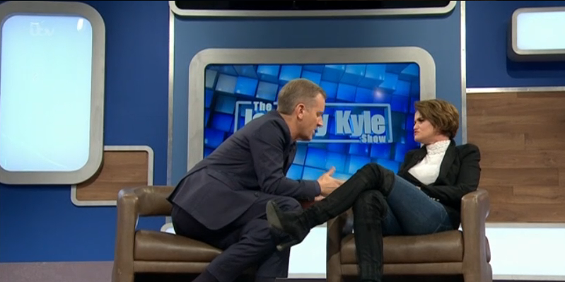 Danniella Westbrook reveals Jeremy Kyle has sent her to rehab