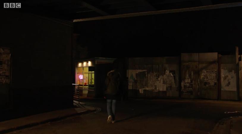 Keanu leaves Walford
