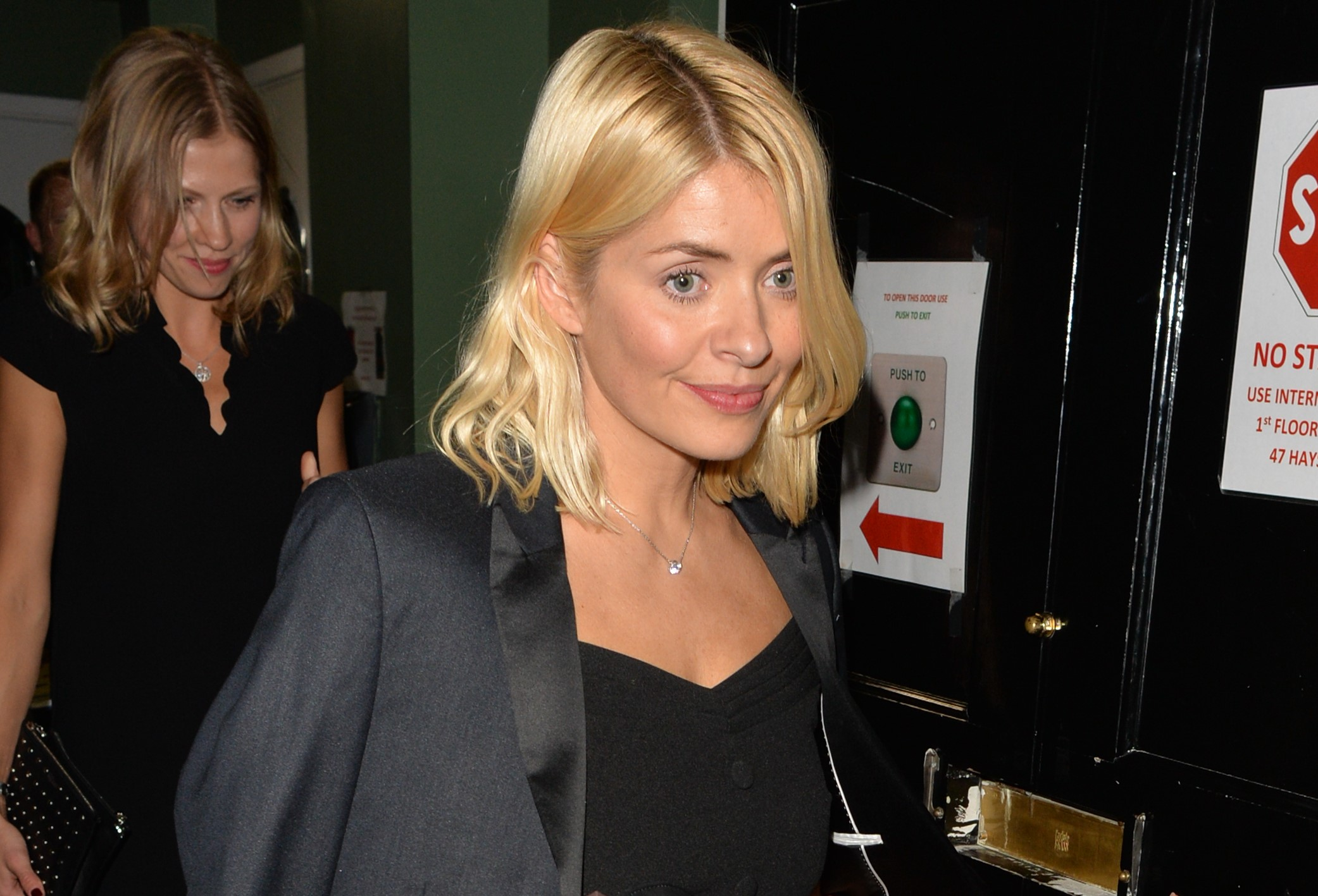 Watch Holly Willoughby video