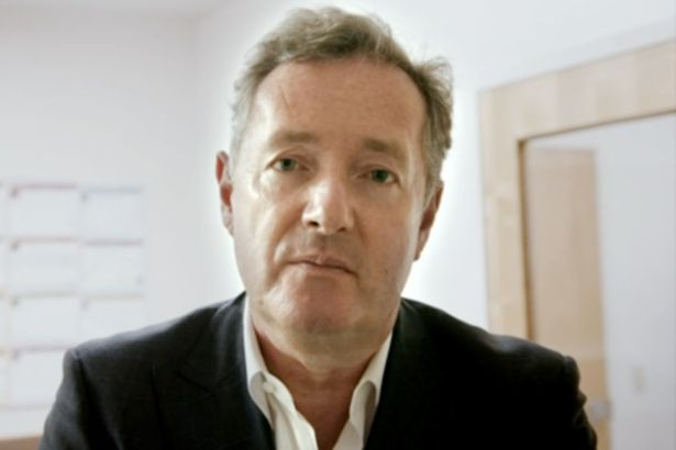 Fans feared for Piers Morgan during Confessions Of A Serial Killer interview