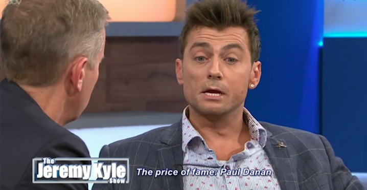 Troubled Hollyoaks actor Paul Danan hits out at reality show producers for putting him on TV