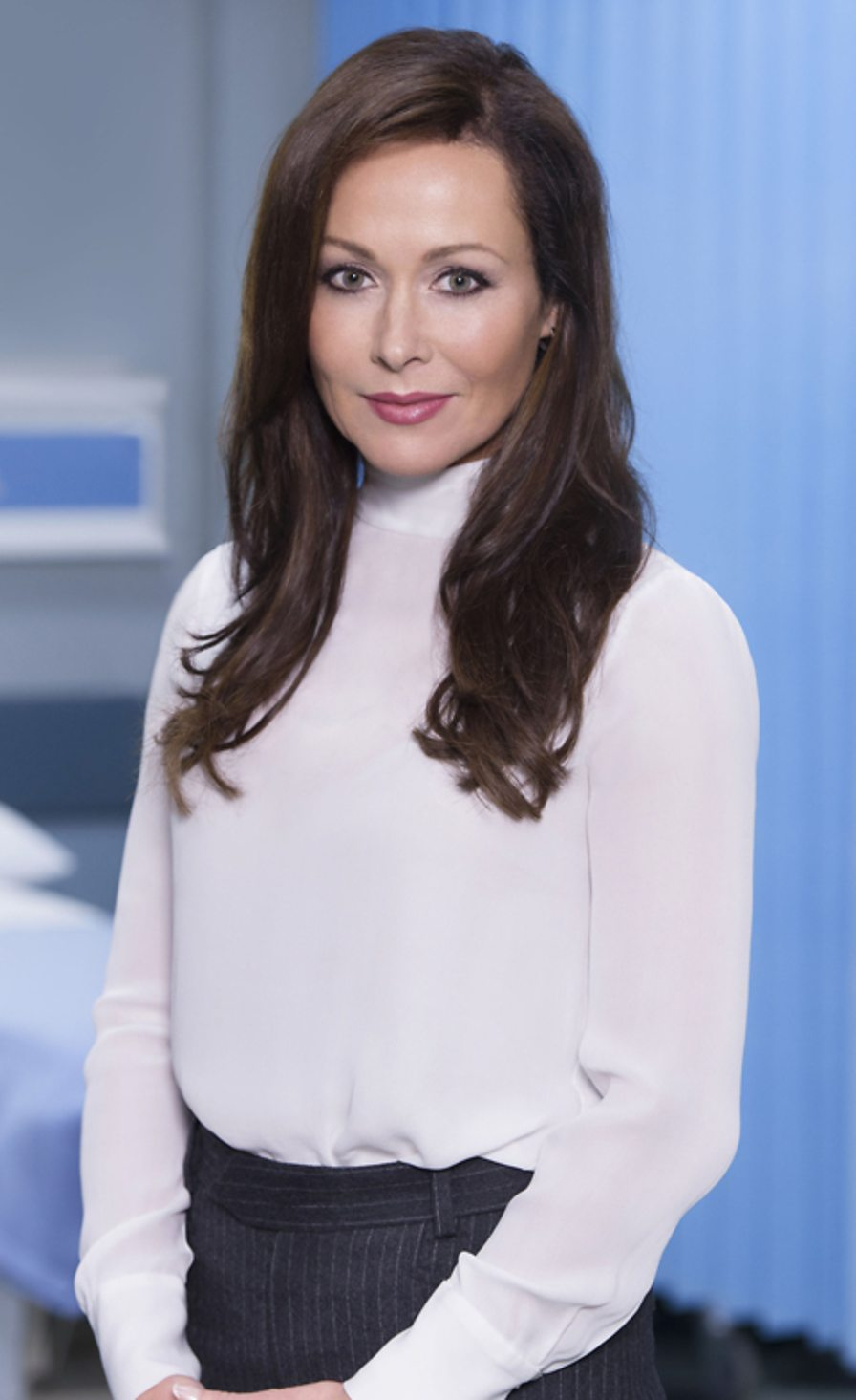 Amanda Mealing Casualty BBC